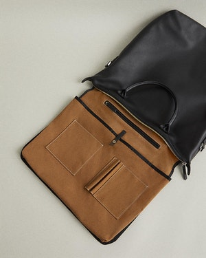 O'Hare Leather Shopper Tote by Want Les Essentiels - 2