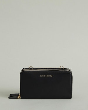 Petra Leather Zip Crossbody Bag by Want Les Essentiels - 1