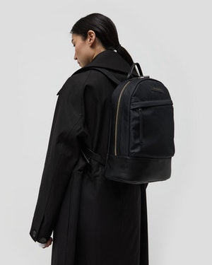 Piper Italian Nylon Backpack by Want Les Essentiels - 3
