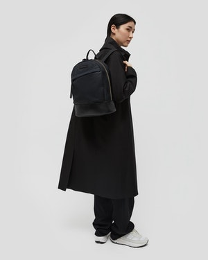 Piper Italian Nylon Backpack by Want Les Essentiels - 4