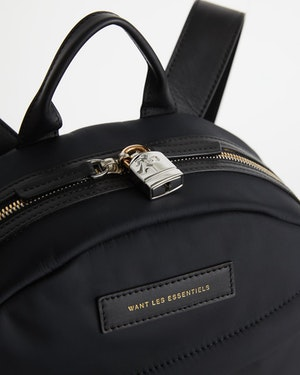 Piper Italian Nylon Backpack by Want Les Essentiels - 5