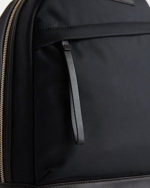 Piper Italian Nylon Backpack by Want Les Essentiels - 6