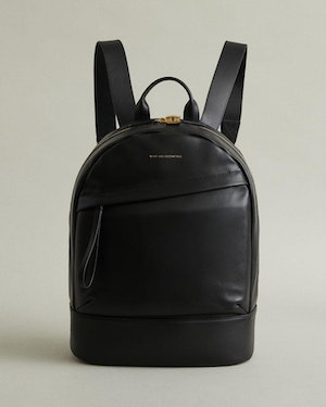 Piper Leather Backpack by Want Les Essentiels - 1
