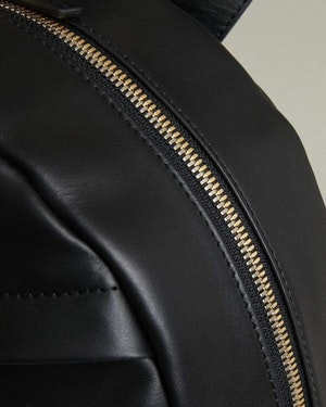 Piper Leather Backpack by Want Les Essentiels - 3