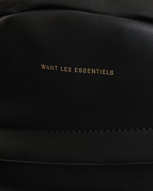 Piper Leather Backpack by Want Les Essentiels - 4