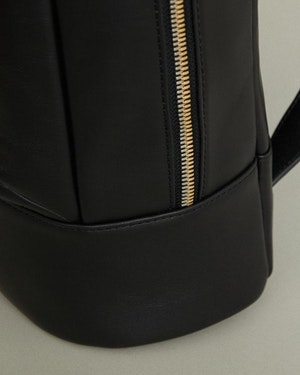 Piper Leather Backpack by Want Les Essentiels - 5