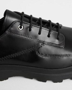 Pulkovo Women's Leather Derby Shoe by Want Les Essentiels - 4