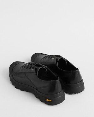 Pulkovo Women's Leather Derby Shoe by Want Les Essentiels - 3
