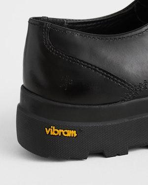 Pulkovo Women's Leather Derby Shoe by Want Les Essentiels - 5
