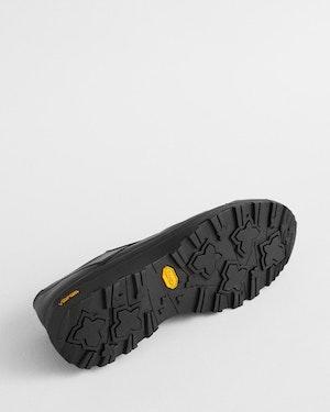 Pulkovo Women's Leather Derby Shoe by Want Les Essentiels - 6