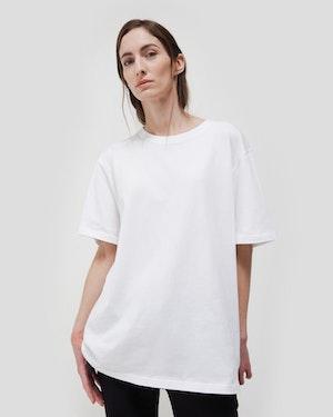 Safdie Unisex Short Sleeve T-Shirt by Want Les Essentiels - 2