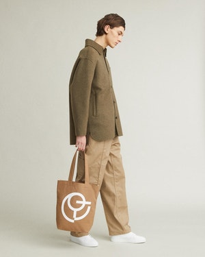 RePair Organic Cotton Tote by Want Les Essentiels - 4