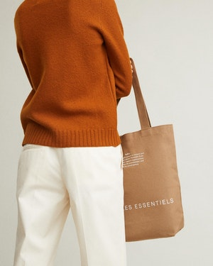 RePair Organic Cotton Tote by Want Les Essentiels - 8