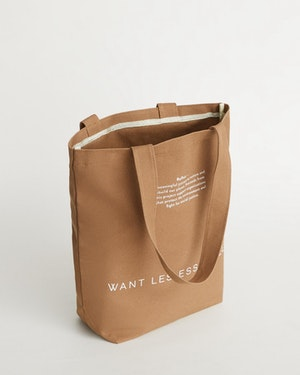 RePair Organic Cotton Tote by Want Les Essentiels - 10