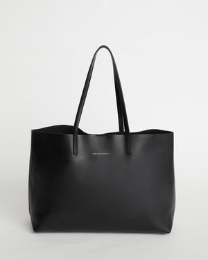 Strauss Leather Shopper Tote by Want Les Essentiels - 1