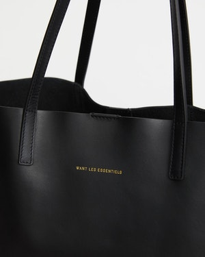 Strauss Leather Shopper Tote by Want Les Essentiels - 5