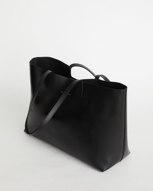 Strauss Leather Shopper Tote by Want Les Essentiels - 6