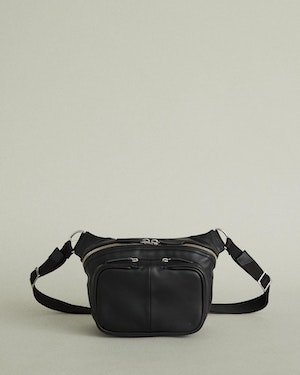Testa Leather Waist Pack by Want Les Essentiels - 1