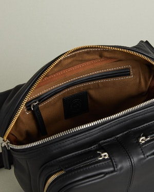 Testa Leather Waist Pack by Want Les Essentiels - 2