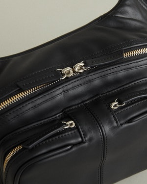 Testa Leather Waist Pack by Want Les Essentiels - 4