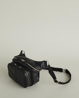 Testa Leather Waist Pack by Want Les Essentiels - 6