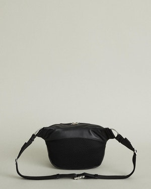 Testa Leather Waist Pack by Want Les Essentiels - 7