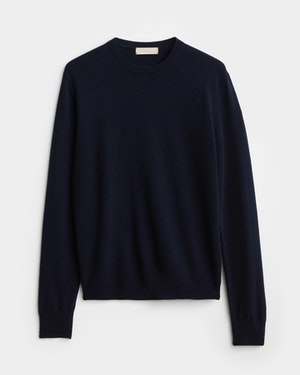 Turati Cashmere Crewneck Sweater by Want Les Essentiels - 1