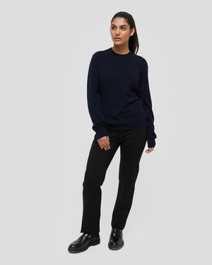 Turati Cashmere Crewneck Sweater by Want Les Essentiels - 2