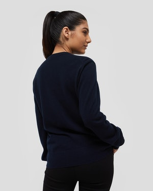 Turati Cashmere Crewneck Sweater by Want Les Essentiels - 3