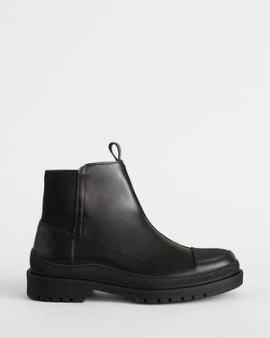 Velasca Women's Leather Ankle Boot by Want Les Essentiels - 1