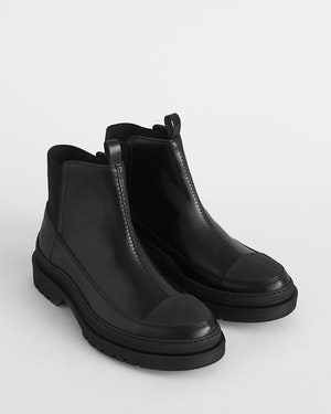 Velasca Women's Leather Ankle Boot by Want Les Essentiels - 2