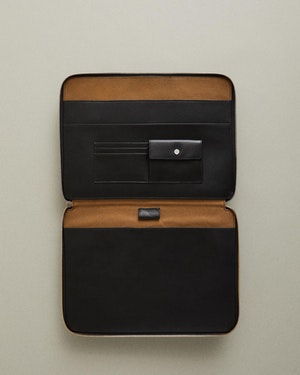 Tocumen Leather Folio by Want Les Essentiels - 2