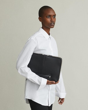 Tocumen Leather Folio by Want Les Essentiels - 6