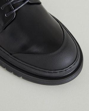 Wellington Women's Leather Derby Shoe by Want Les Essentiels - 5