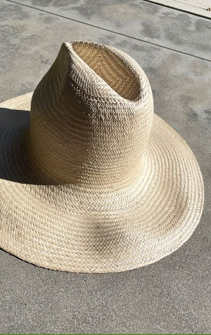 Sun Hat In Natural by Two - 1