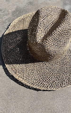 Straw Hat by Two - 1
