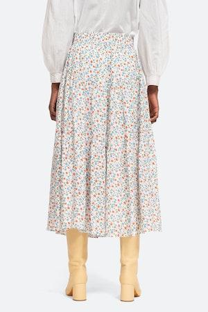 Bubbie Skirt by Sea - 2