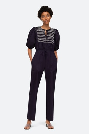 Gladys Jumpsuit by Sea - 1