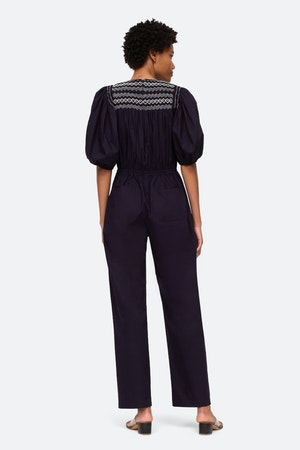 Gladys Jumpsuit by Sea - 2