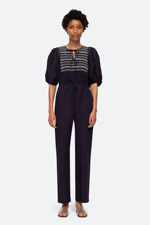 Gladys Jumpsuit by Sea - 4