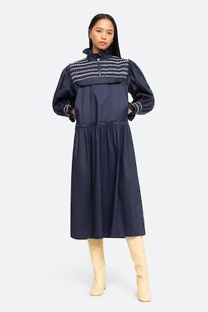 Windbreaker Dress by Sea - 1