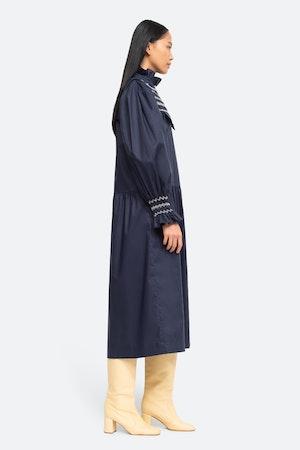 Windbreaker Dress by Sea - 3