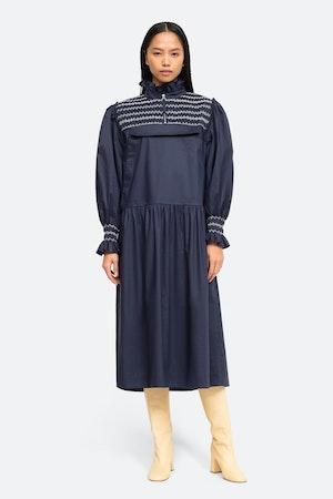 Windbreaker Dress by Sea - 4