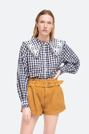 Gina Blouse by Sea - 1