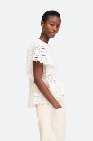 Lina T-Shirt by Sea - 3