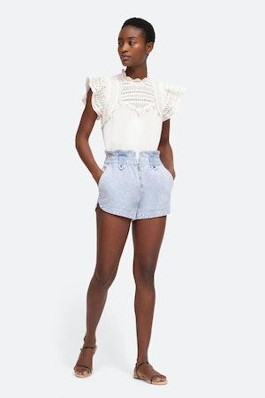 Maura Shorts by Sea - 4
