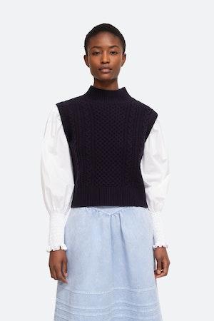 Melanie Sweater by Sea - 1