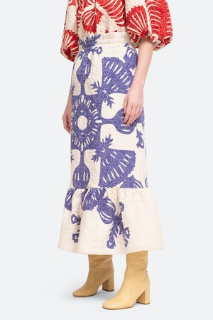 Henrietta Skirt by Sea - 3