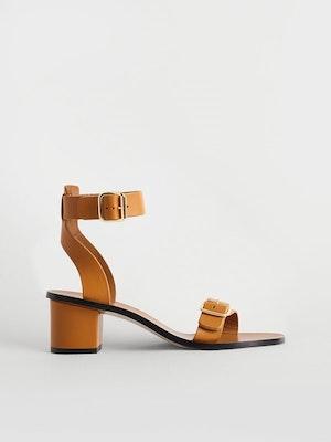 Carmen Terra Ankle strap heels by ATP Atelier - 1