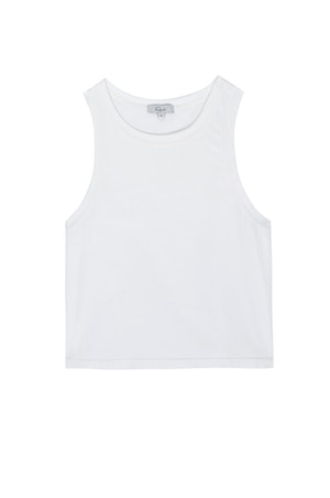 THE BOXY TANK - WHITE by Rails - 1